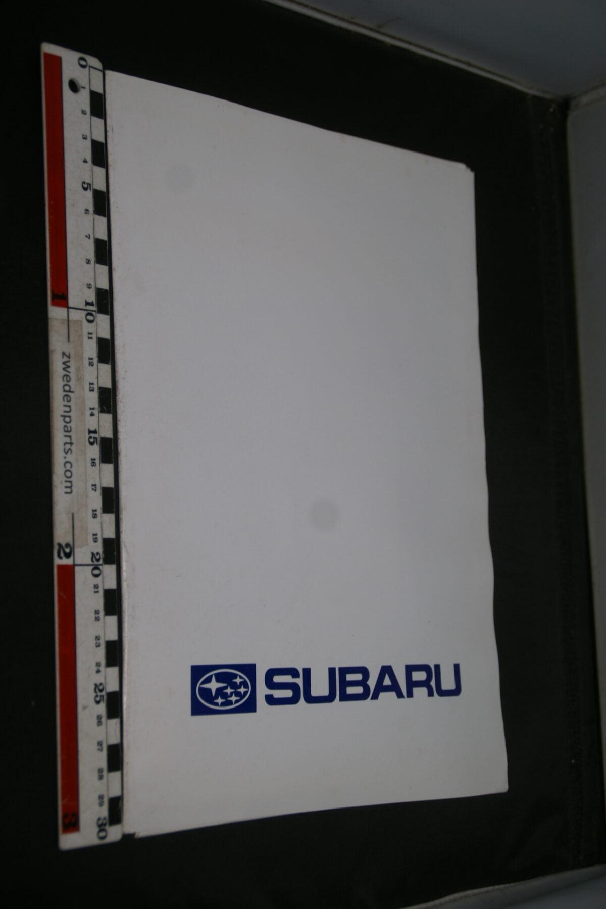 DSC02411 1996 originele persmap Brussel Subaru-f495c21a