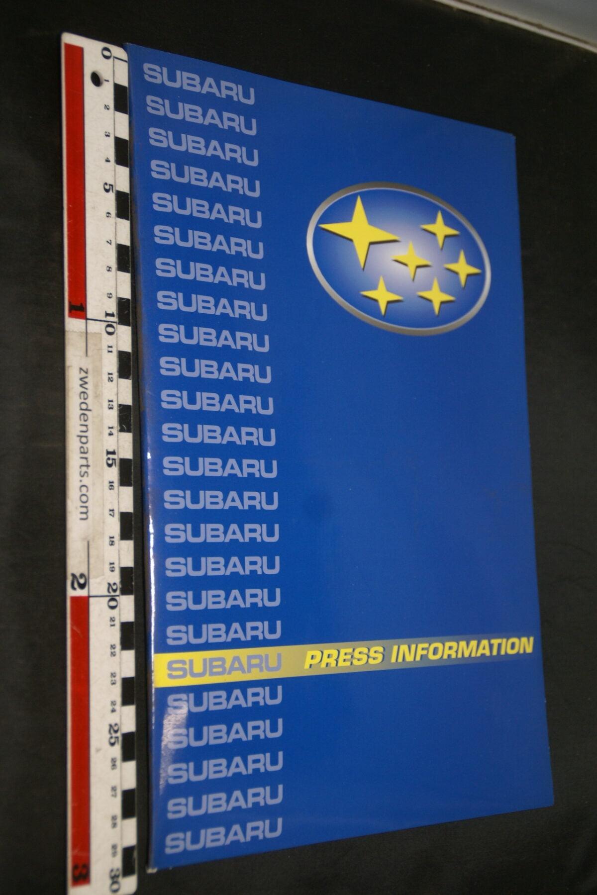 DSC02415 2001 originele persmap Subaru Impreza-c76fbb50