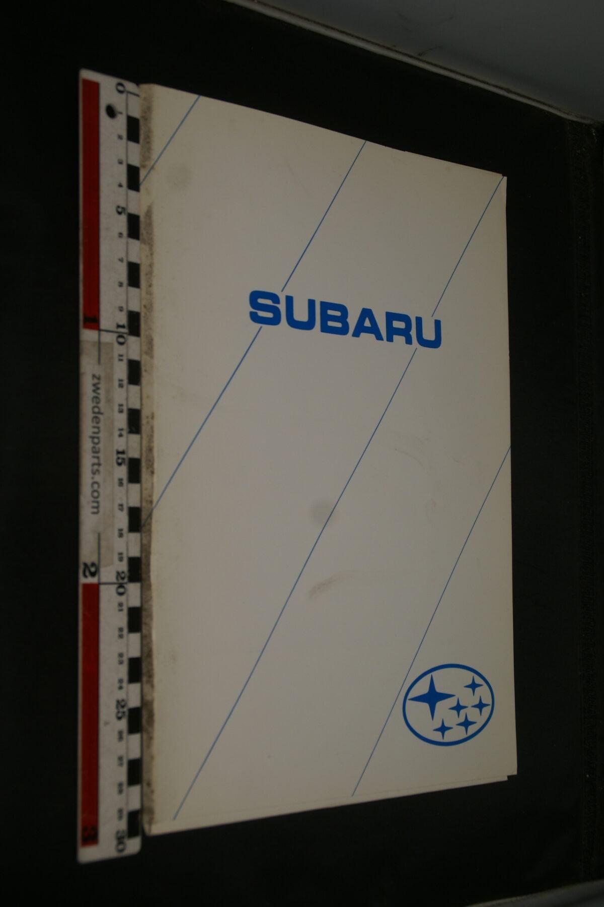 DSC02422 1996 originele persmap Subaru AWD-95a3ccc5