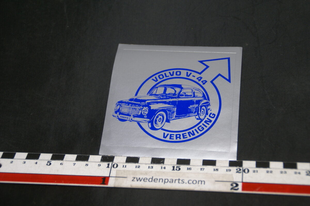 DSC02520 sticker Volvo V44 Vereniging NOS-a98131e3