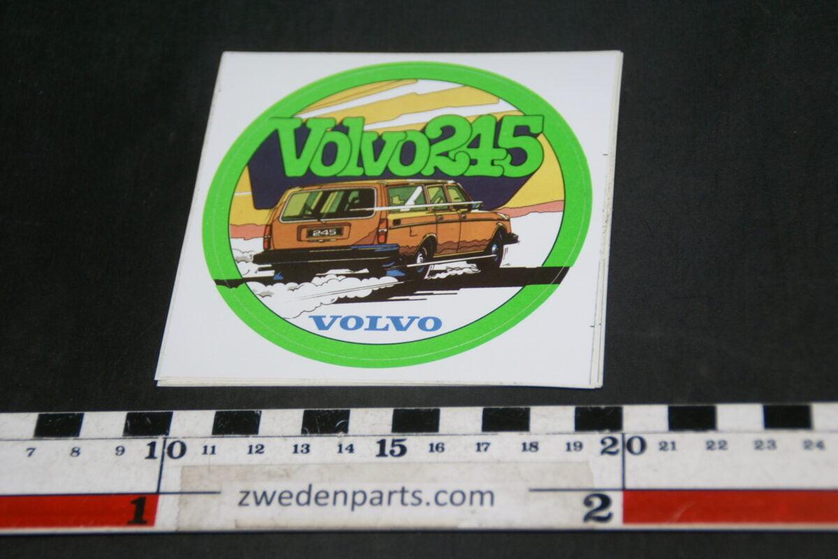 DSC02534 ca 1980 originele sticker Volvo 245 NOS-97382c3b