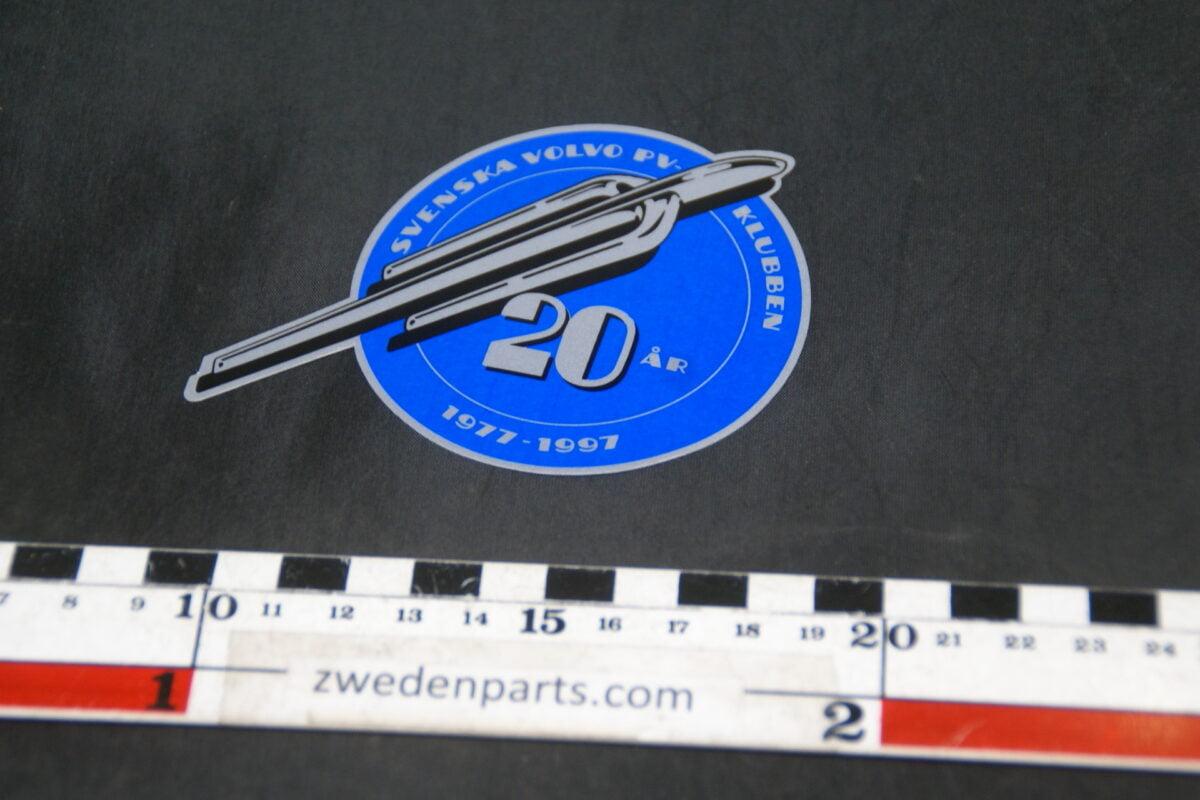 DSC02542 1997 sticker Volvo PV Klubben 444 445 544 210 1900 NOS-a23131d5