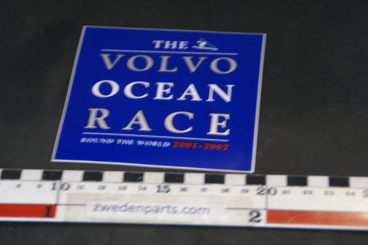 DSC02558 2002 originele sticker Volvo Ocean race NOS-56160b23