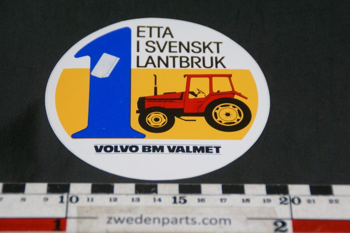 DSC02571 ca 1995 originele sticker Volvo BM Valmet NOS-eeeb4e3e