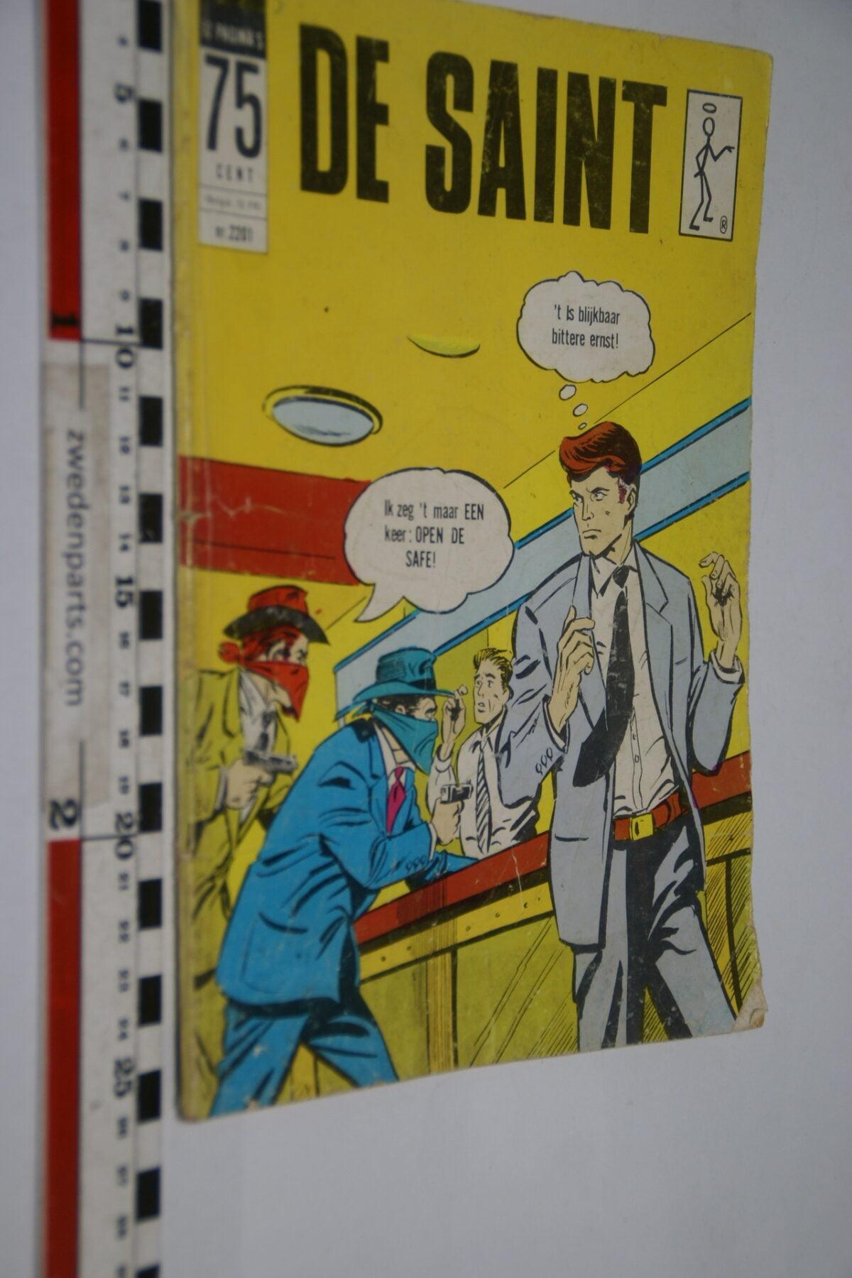 DSC02605 1967 origineel tijdschrift De Saint-50dfa9b7
