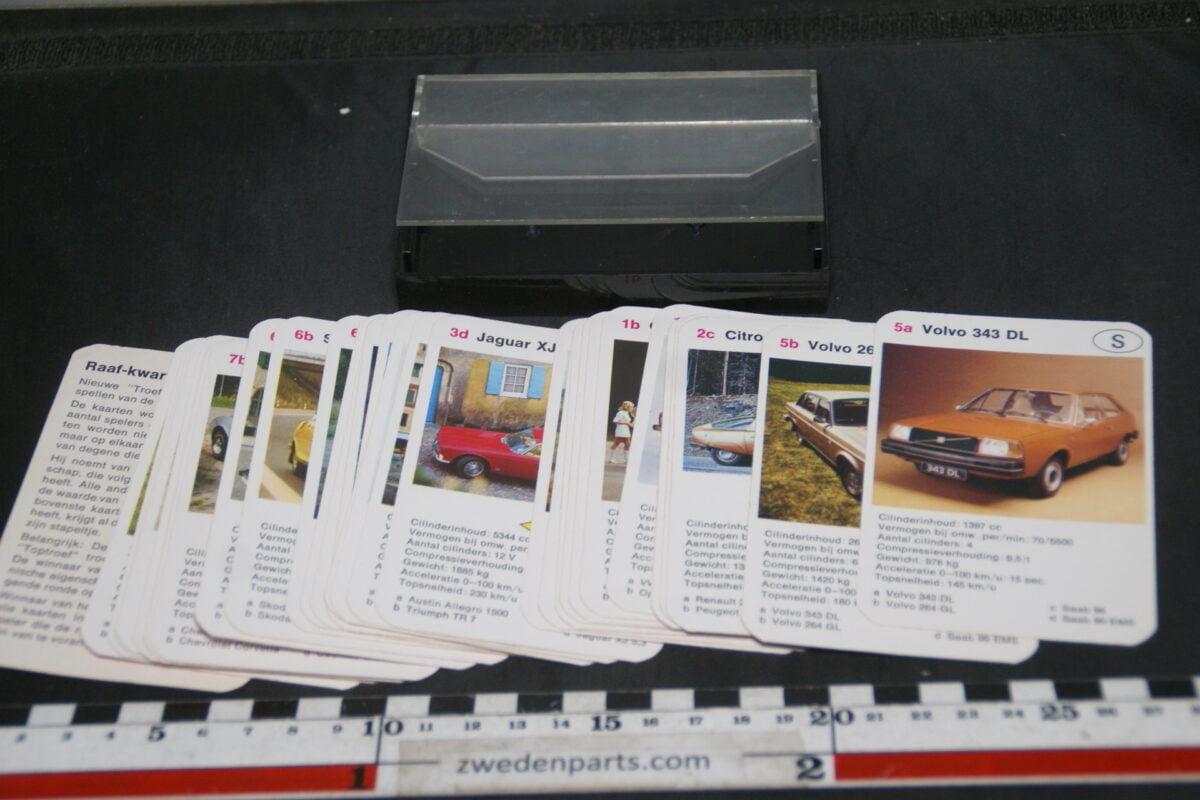 DSC02317 ca. 1978 autokwartet Top-Ass met Volvo 343-0809a96a
