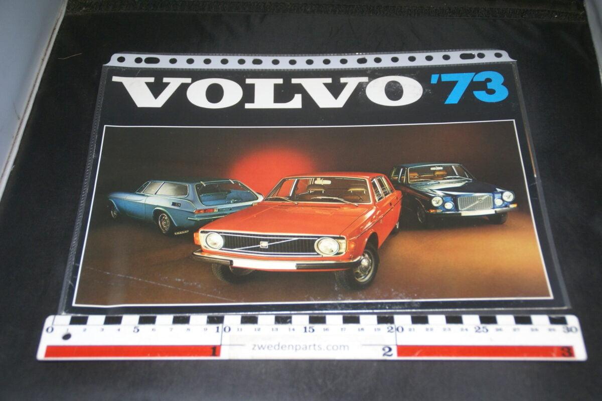 DSC03296 1973 originele brochure Volvo 1800ES programma nr RSPPV 708-4aaa1c0b
