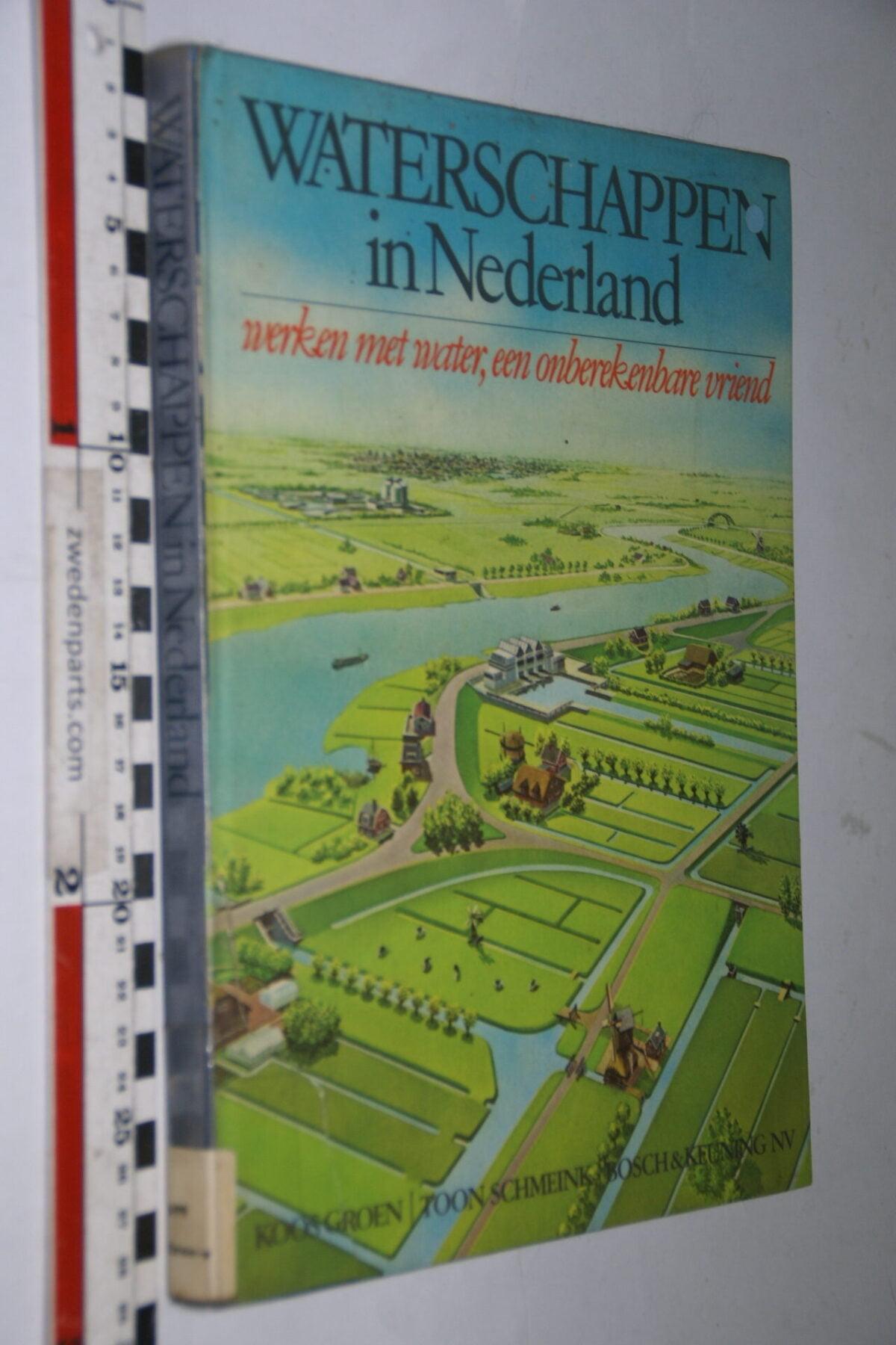 DSC03686 boek Waterschappen in Nederland, ISBN 9024643864-6b0a9f12