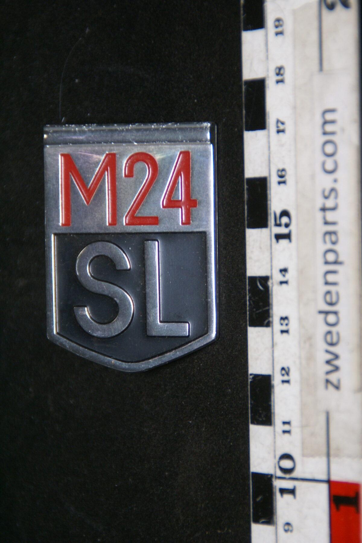 DSC02050 ca. 70er jaren origineel spatbord embleem (Volvo) M24 SL mint-560dda40