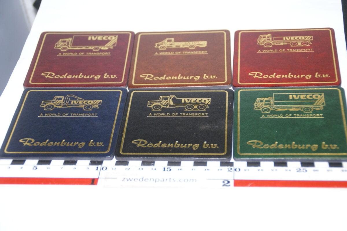 DSC02117 80er jaren originele set onderzetters IVECO-f8f67734