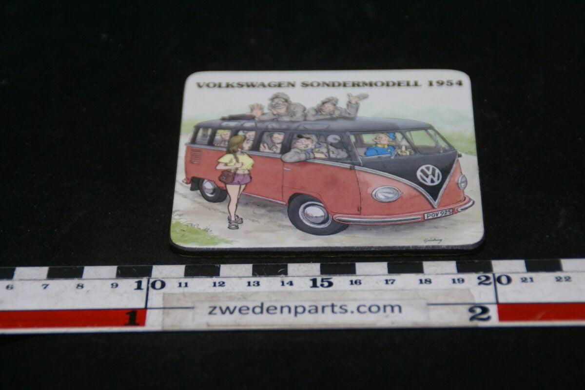 DSC02126 originele onderzetter 1954 Volkswagen VW T1 Bulli mint-b0a2e6c6