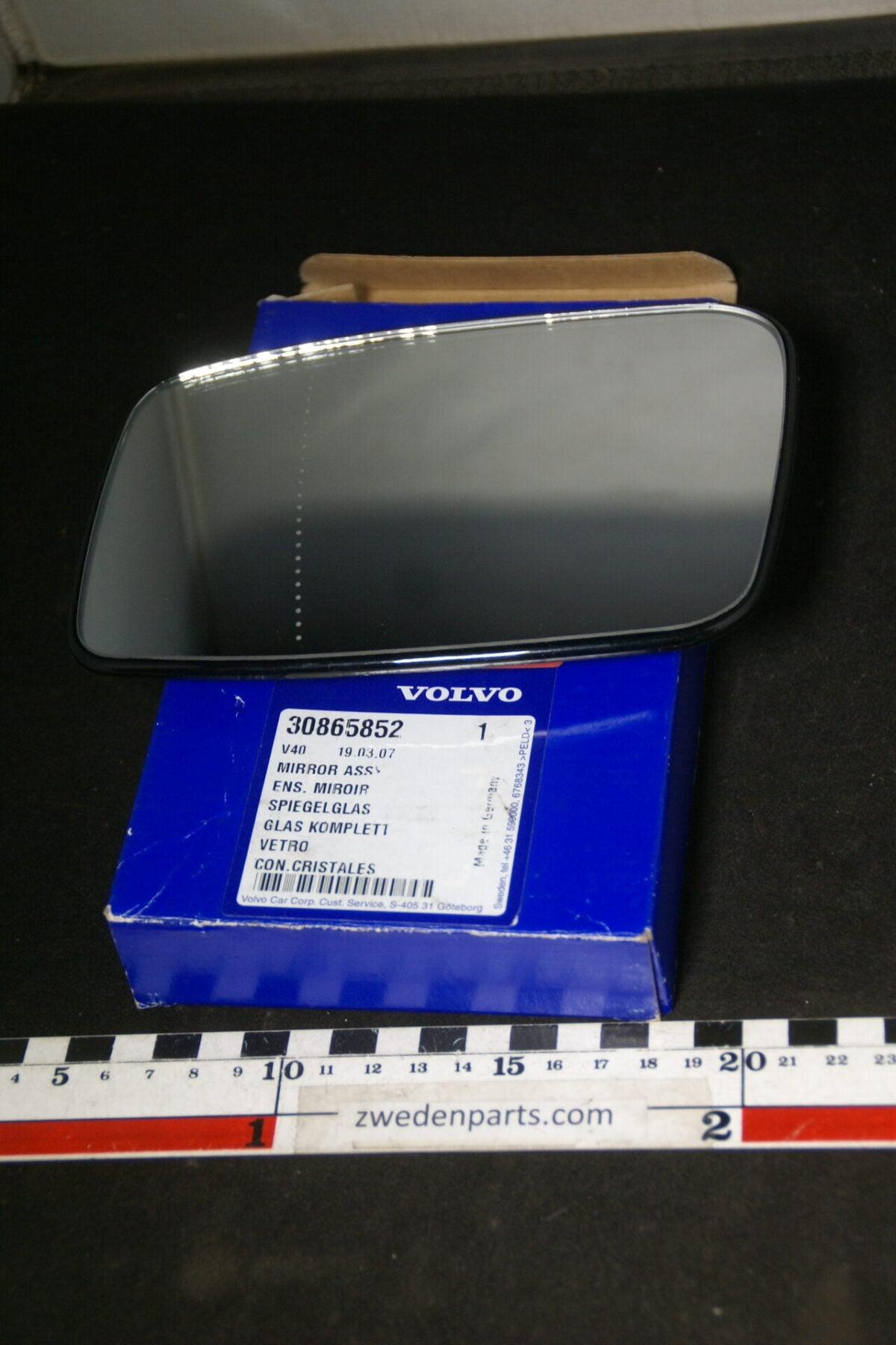 DSC04324 origineel spiegelglas Volvo 850 CSVXC70 links nr 30865852 NOS-0d56b0f4