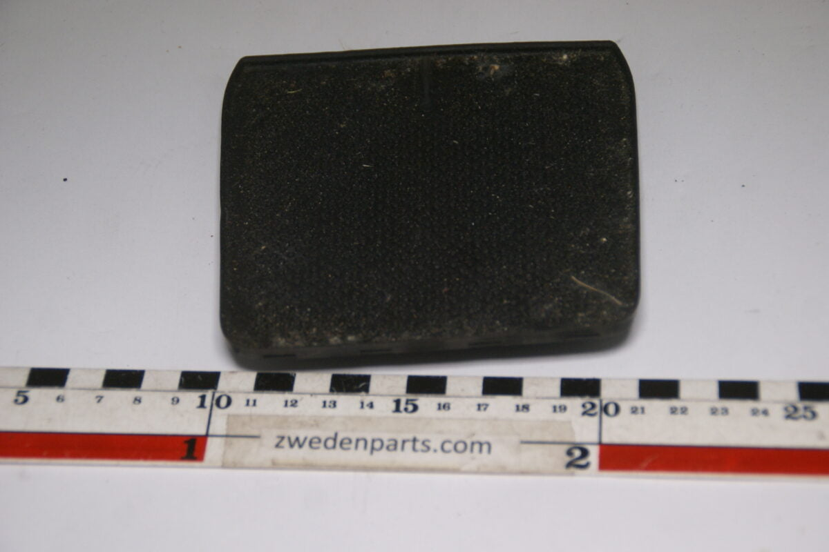 DSC04407 origineel Volvo rubber consolemat S60 CSVXC70 S80 XC90 nr 306843638-786e90f0