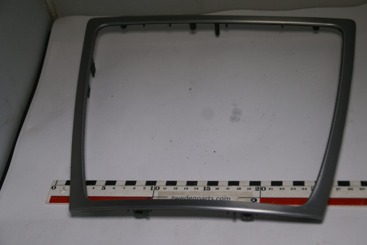 DSC04415 origineel Volvo consoleplaat aluS60 CSVXC70 S80 XC90 nr 30672110-39ed8c58