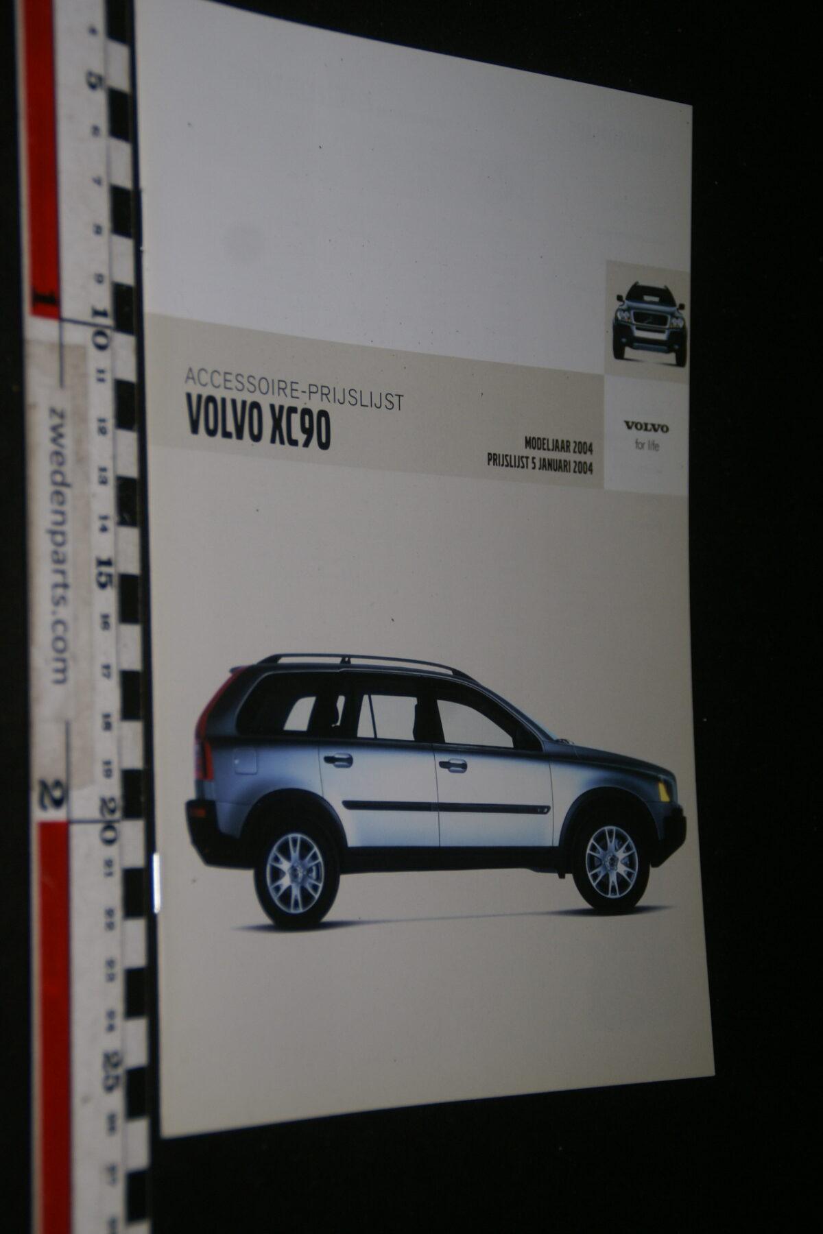 DSC04429 2004 brochure Volvo XC90 nr. MY 040104V1-05191b5a