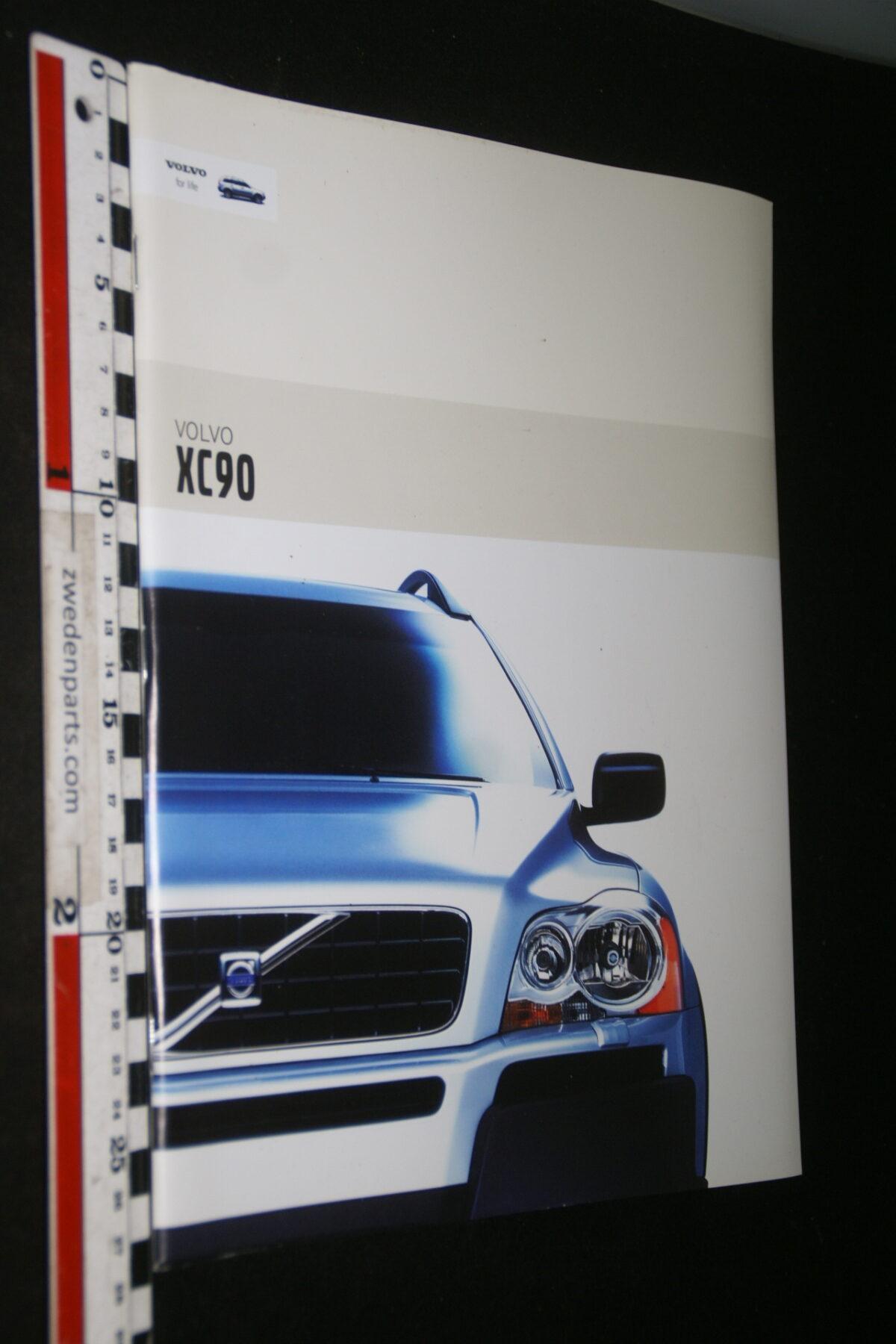 DSC04431 2003 brochure Volvo XC90 nr. MSPV MY 03V1 0502-5e5321c8
