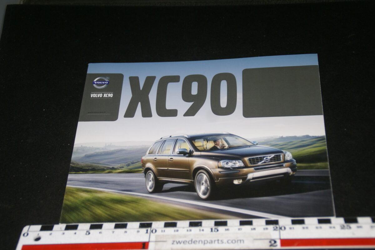 DSC04443 2013 brochure Volvo XC90 nr. SP 00056 20-2012-V1-07d82631