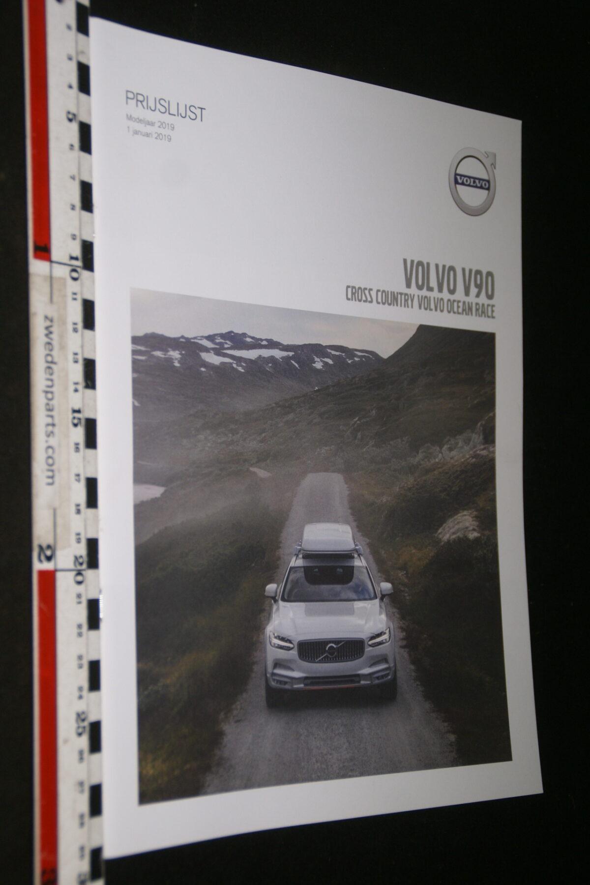 DSC04464 2019 brochure Volvo V90 XC Ocean Race nr. MY 19 01-2019 V2-1fe27de1