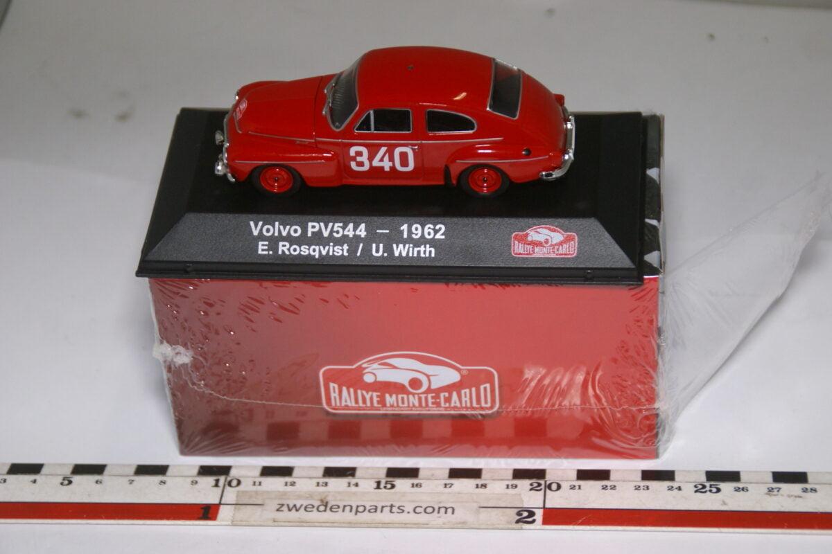 DSC04688 miniatuur 1962 Volvo 544 rood Rally Monte Carlo 1op43 Atlas nr 561374 MB-48d773d0