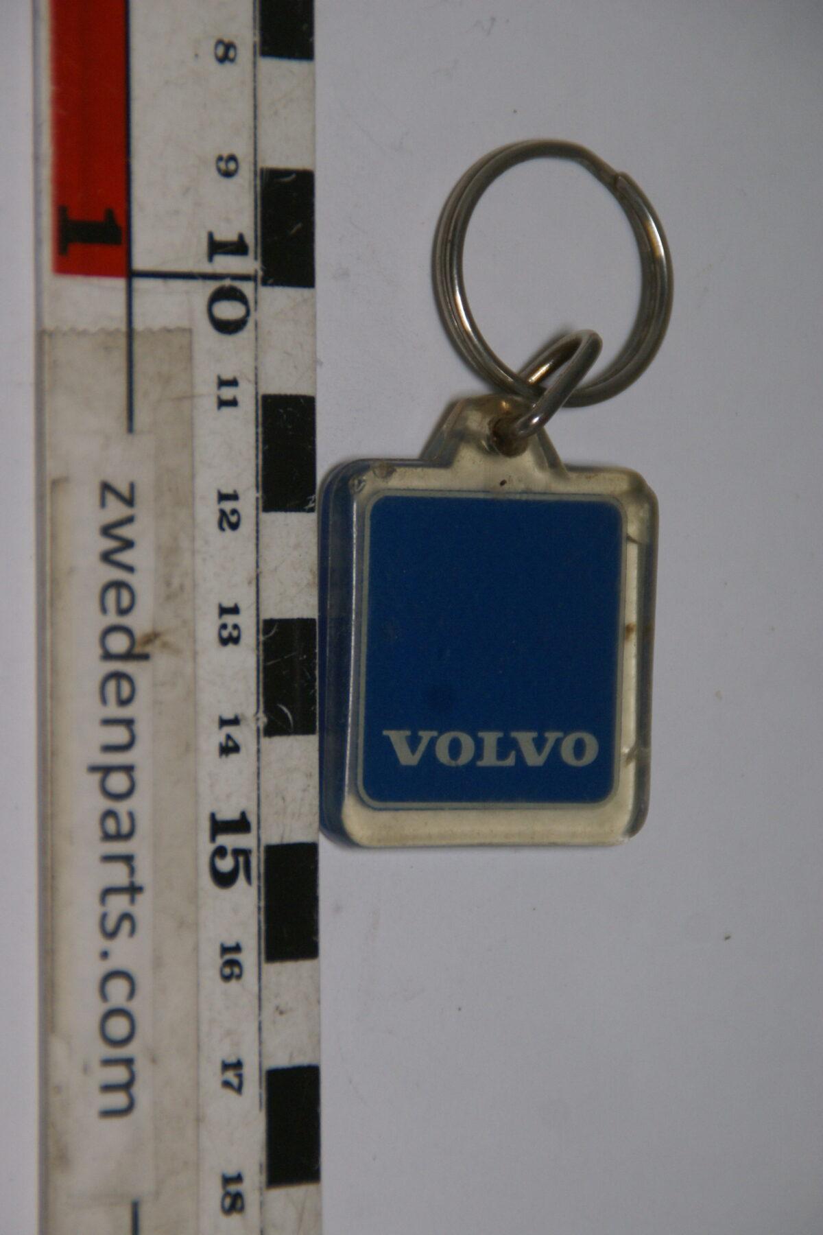 DSC04707 ca 1980 originele sleutelhanger Volvo dealer  Bangarage Visser Amsterdam-b02385de
