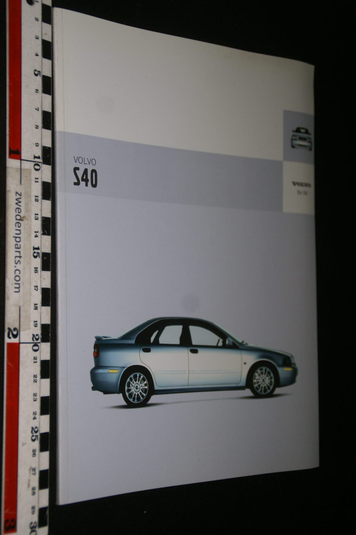 DSC04732 2003 originele brochure Volvo S40 nr MY04 MSPV 527-3698d0d8
