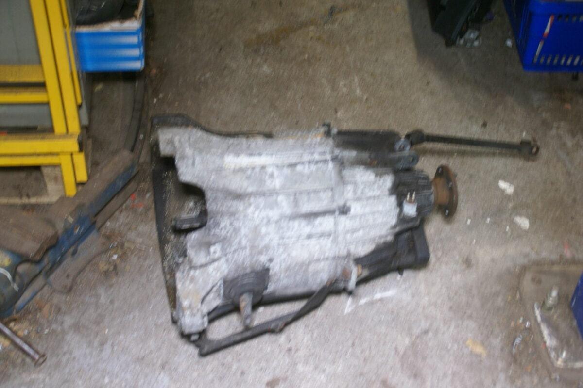 DSC04876 originele versnellingsbak M90 Volvo 960 964 965-16bc8d33