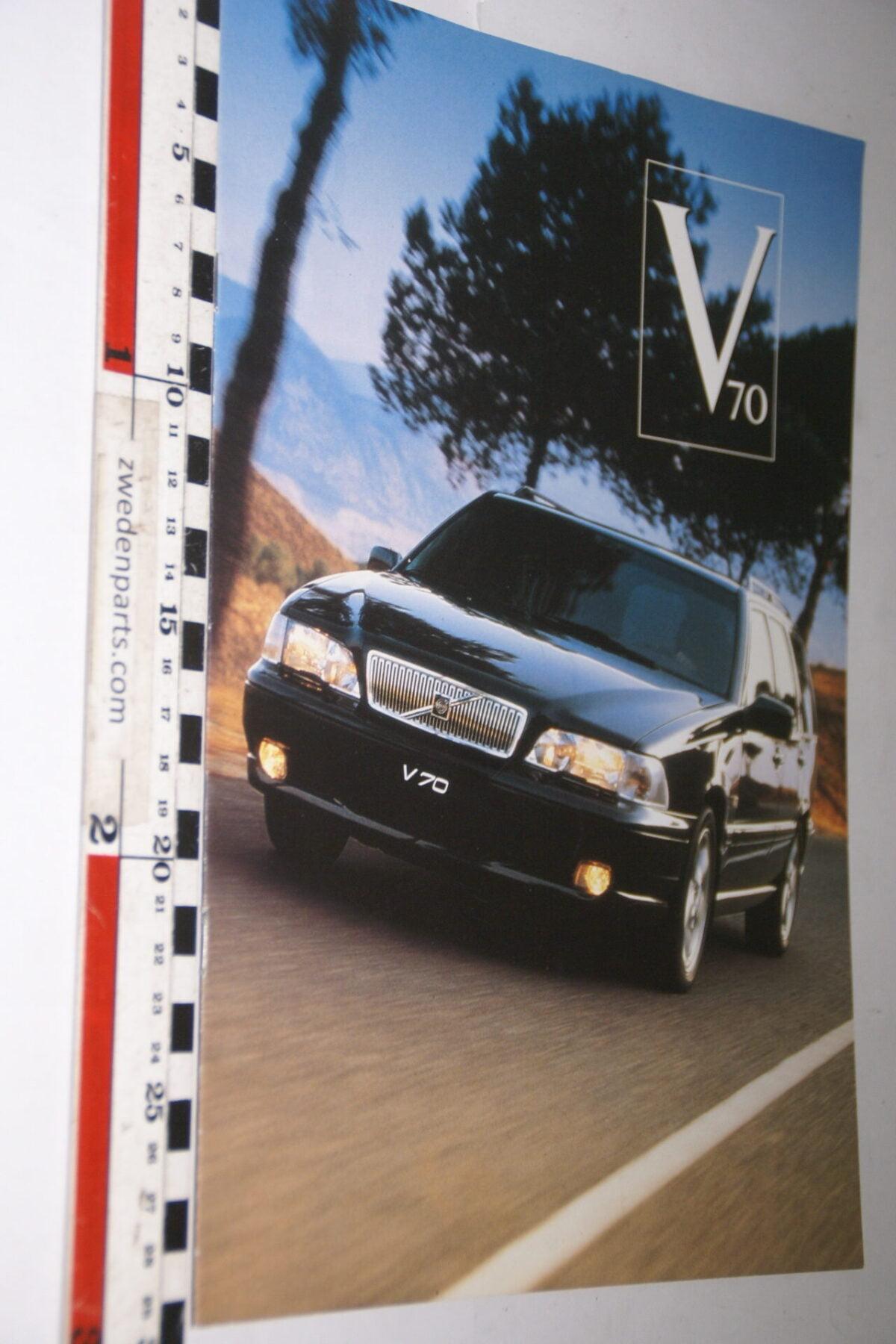 DSC05247 1996 originele brochure Volvo V70-290de9cd