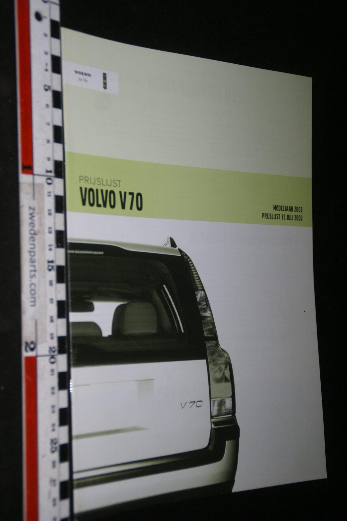 DSC05255 2003 originele brochure Volvo V70 nr V70-09-02-V2-79b5582a