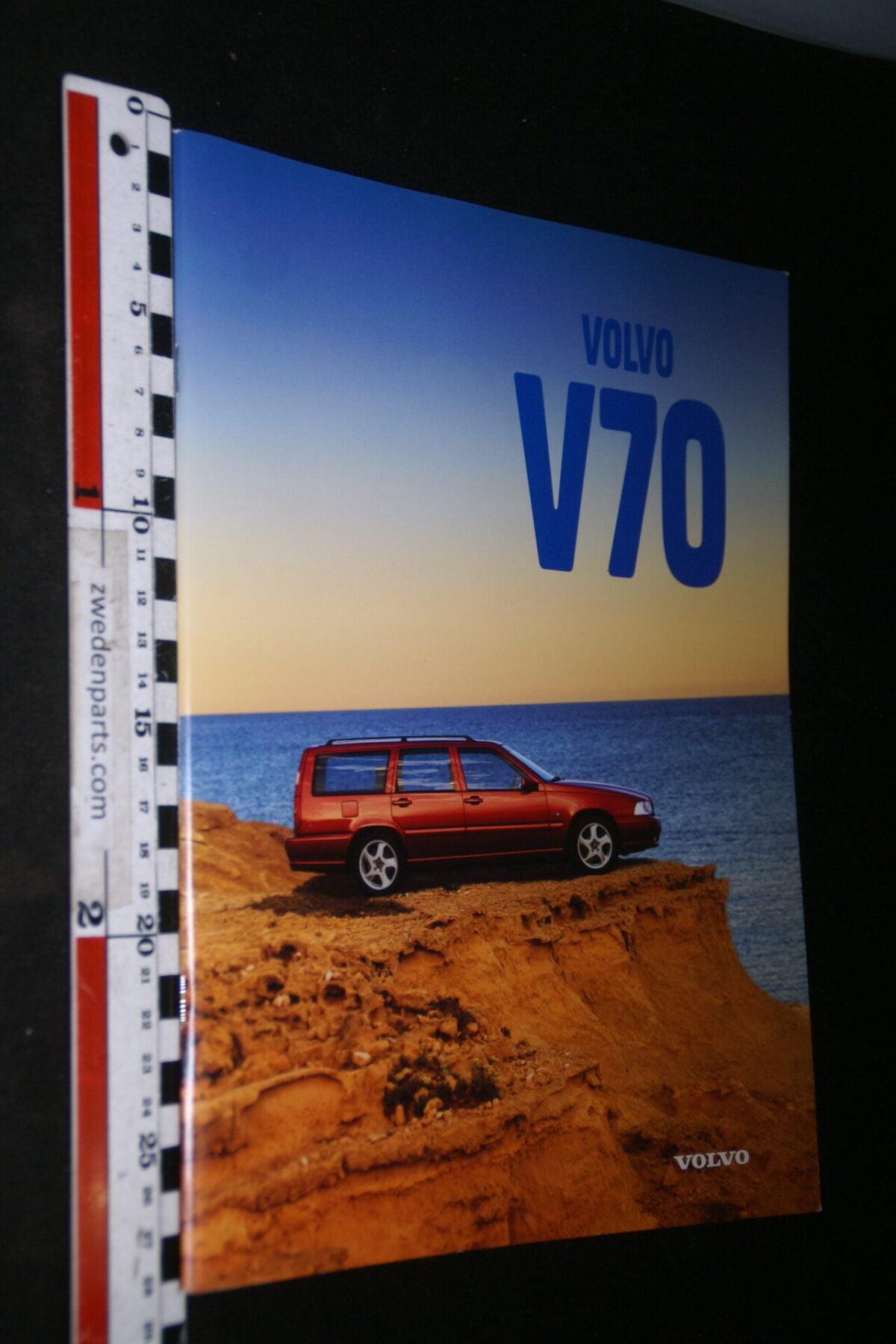 DSC05264 ca 2000 originele brochure Volvo V70-66a84f5f