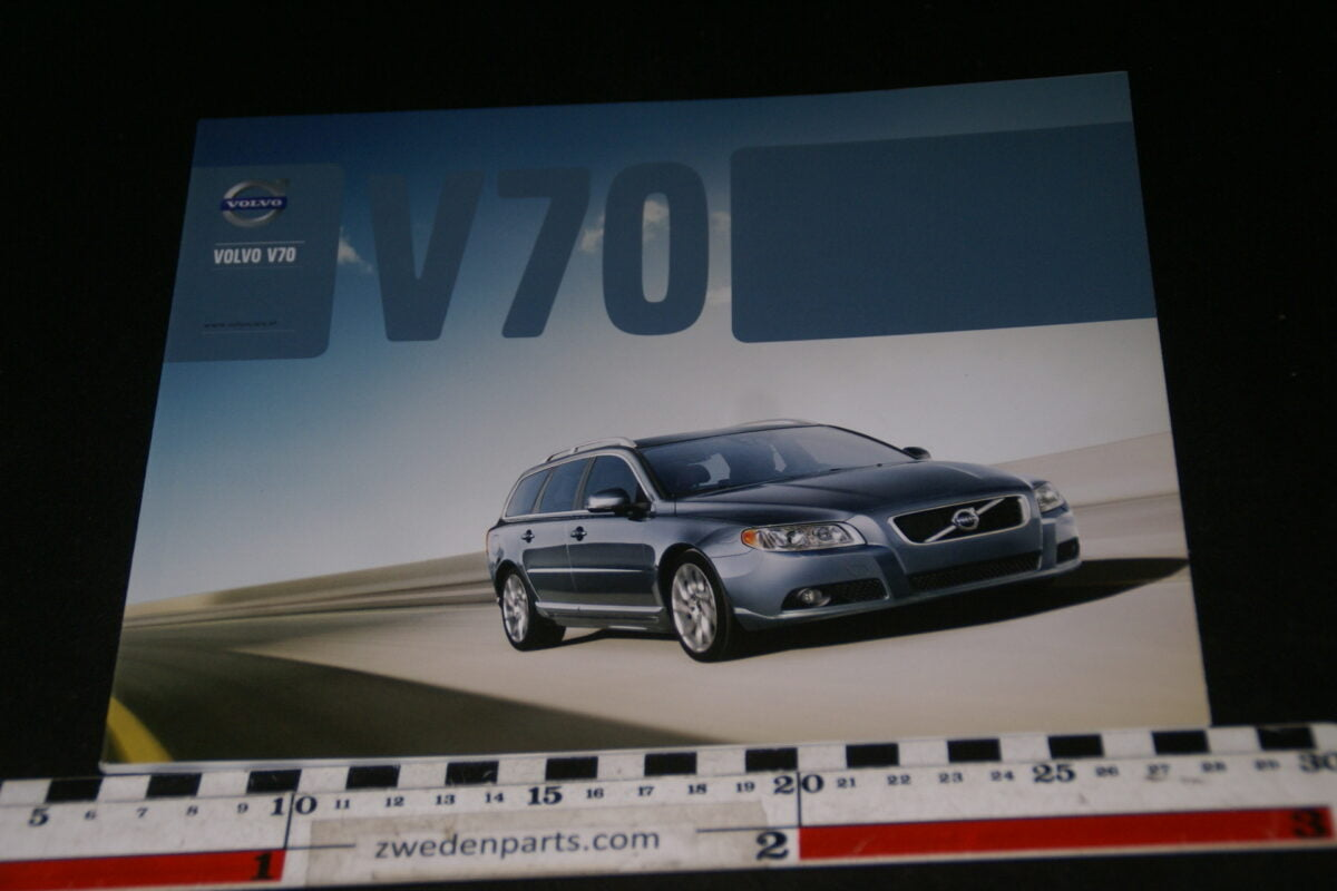 DSC05276 2013 originele brochure Volvo V70 nr SP-00053-07-13-0d942d5c
