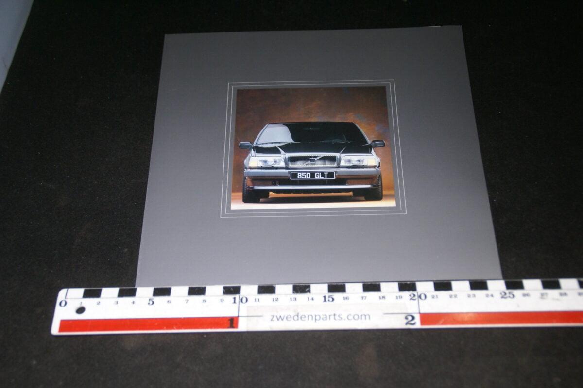 DSC05293 ca. 1992 originele brochure Volvo 850GLT-bcc7430c