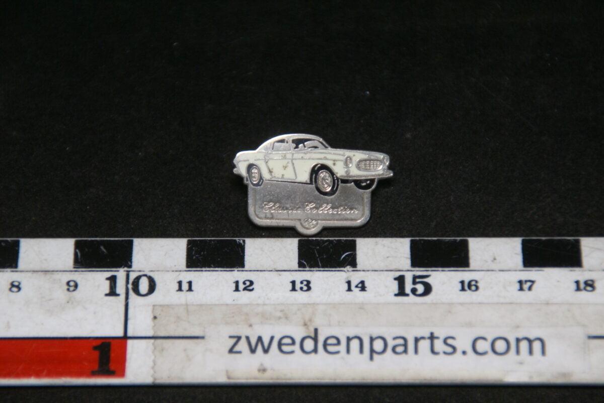 DSC05428 pin originele Volvo 1800S wit Classic Colection-c0637c7c