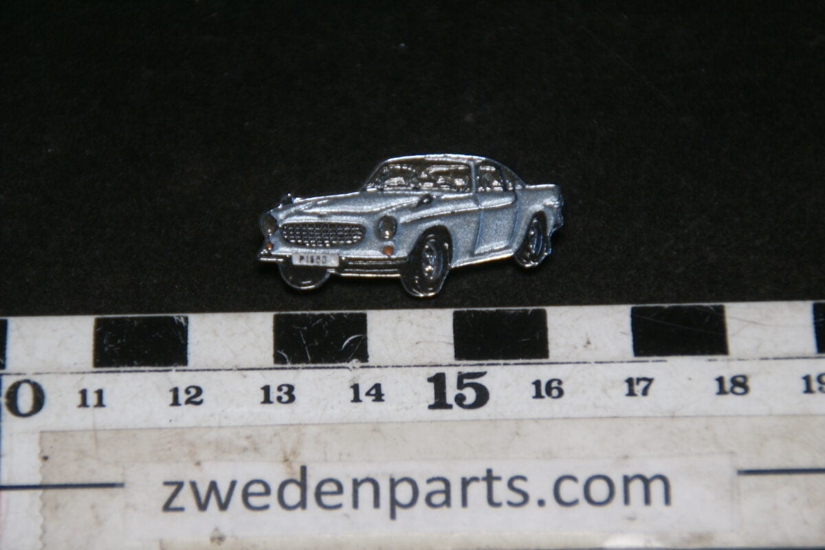 DSC05432 originele Volvo 1800S blauw pin-adac149e