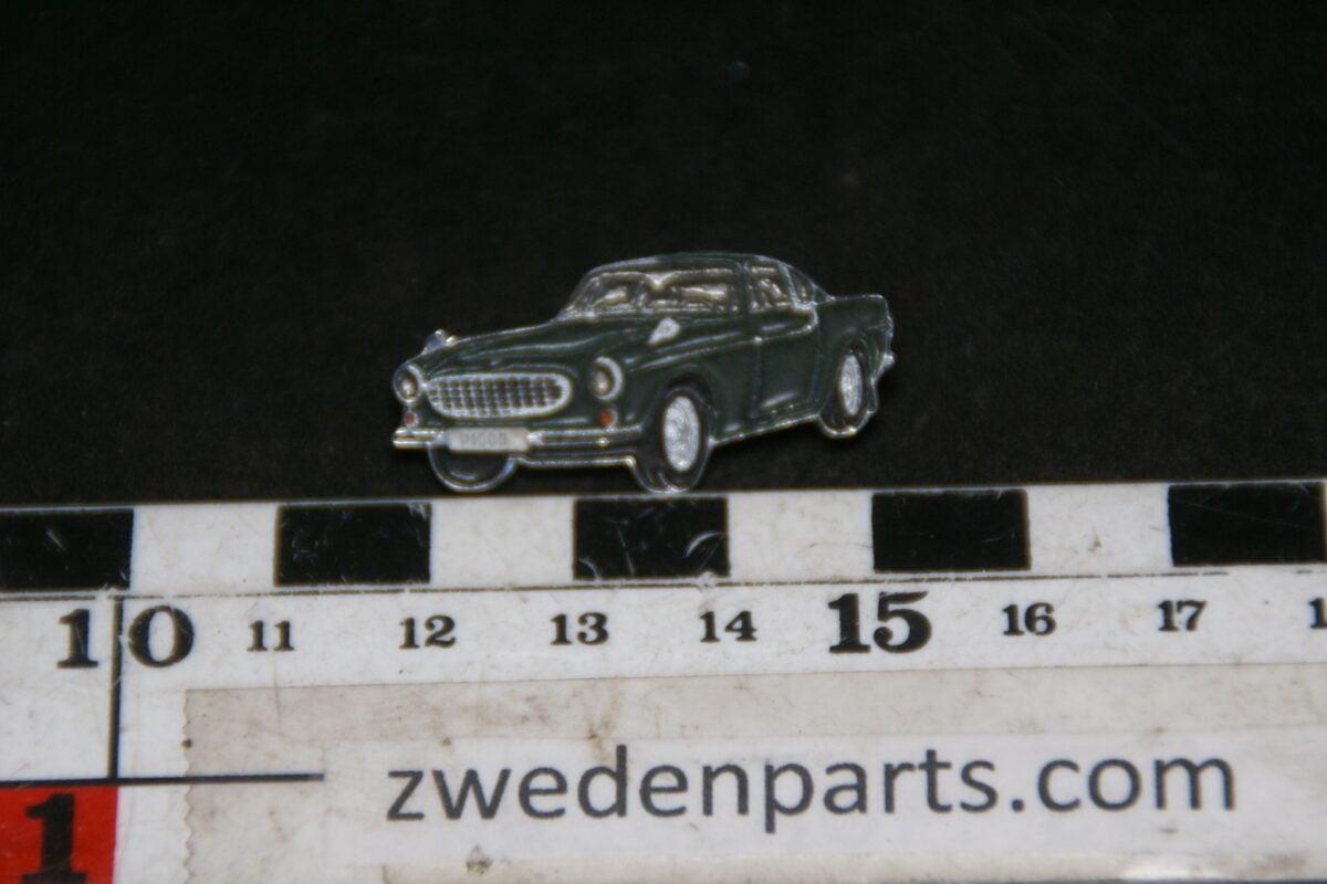 DSC05434 originele Volvo 1800S groen pin-2f7da484