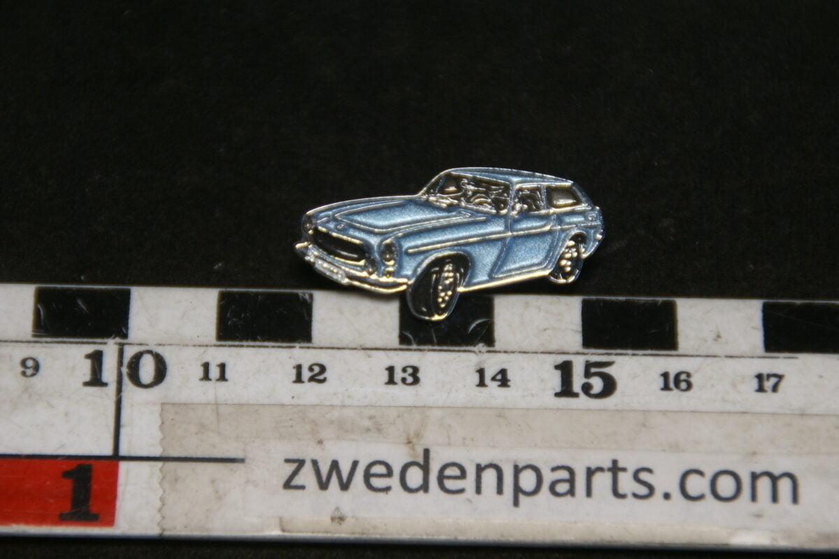 DSC05444 originele Volvo  1800ES blauw pin-f8c04207