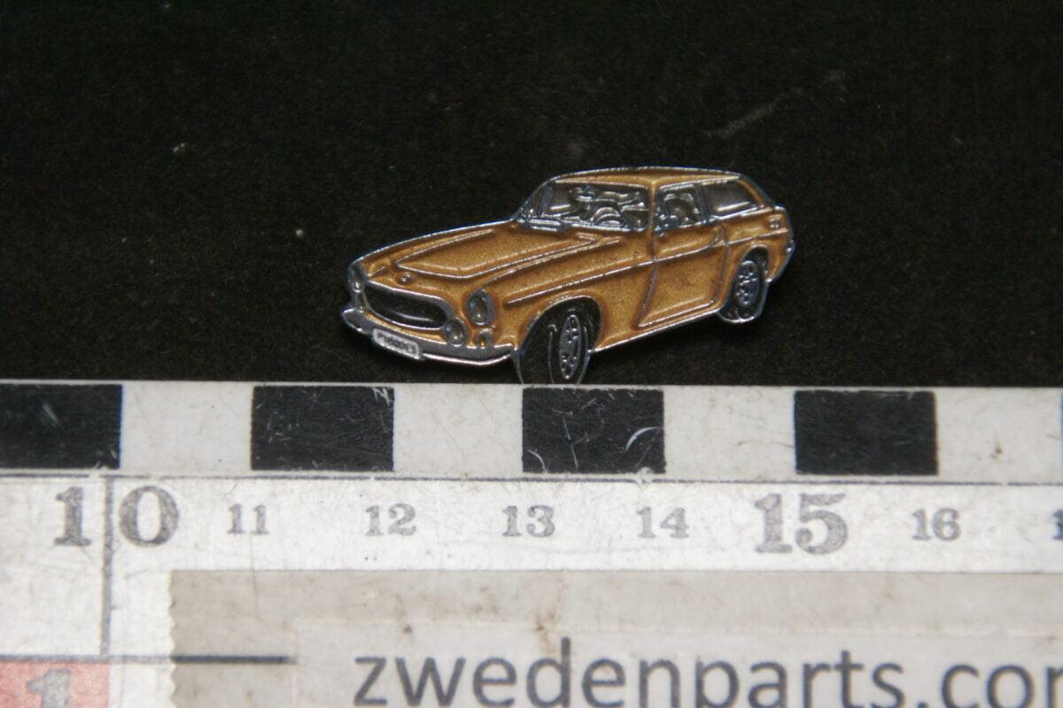DSC05447 originele Volvo  1800ES goud pin-f7434f4d