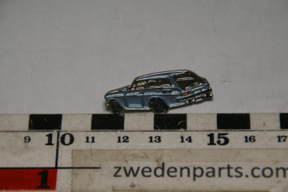 DSC05451 originele Volvo  1800ES blauw pin-00804a46
