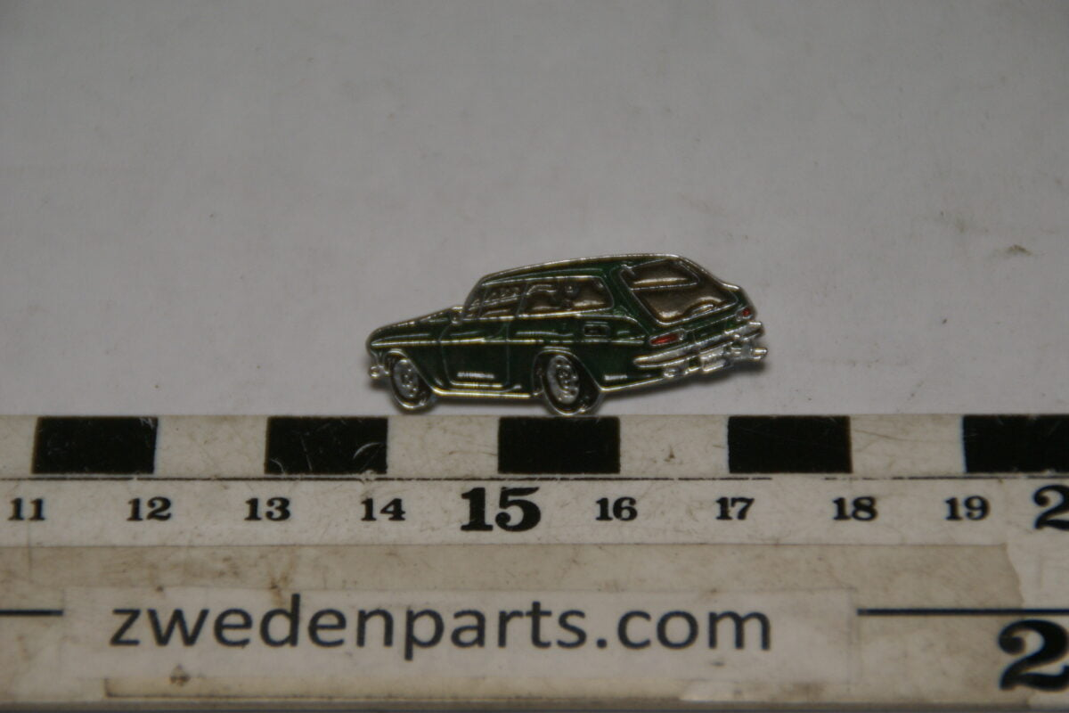 DSC05452 originele Volvo  1800ES groen metallic pin-dde071fe