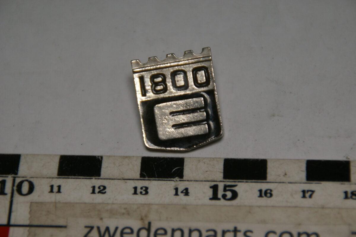 DSC05453 originele Volvo  1800E embleem pin-194eab23