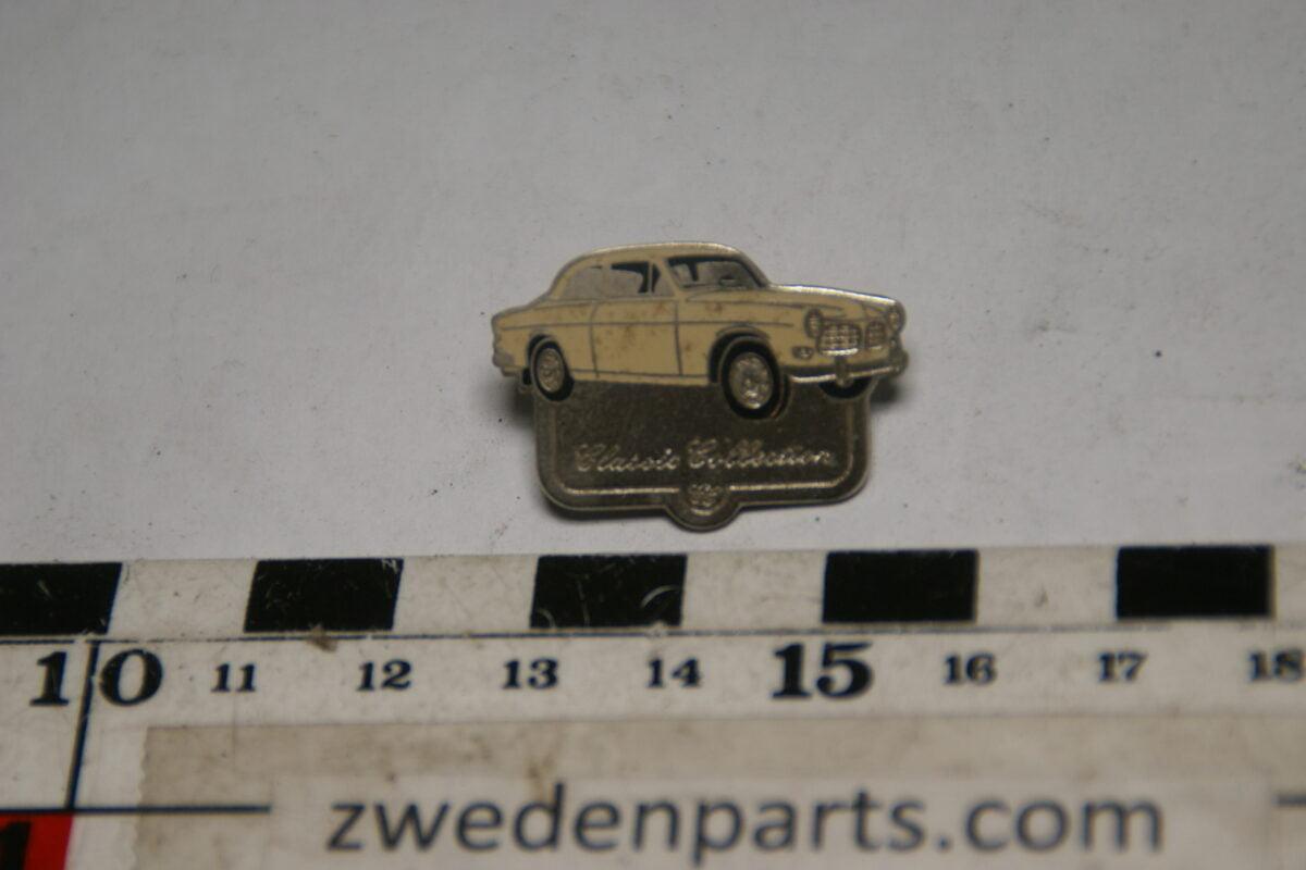 DSC05464 originele Volvo Amazon beige Classic Collection pin-9da33677