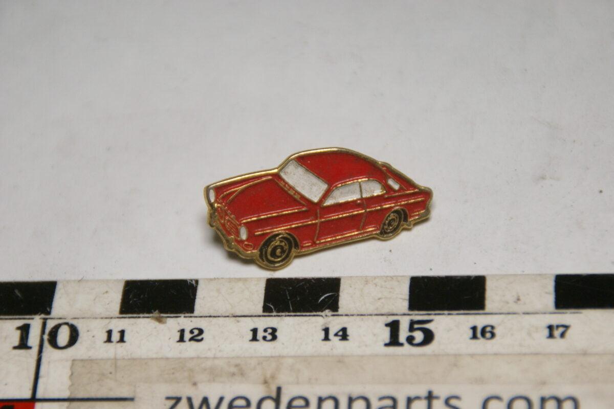DSC05465 originele Volvo Amazon  rood pin-d8420913