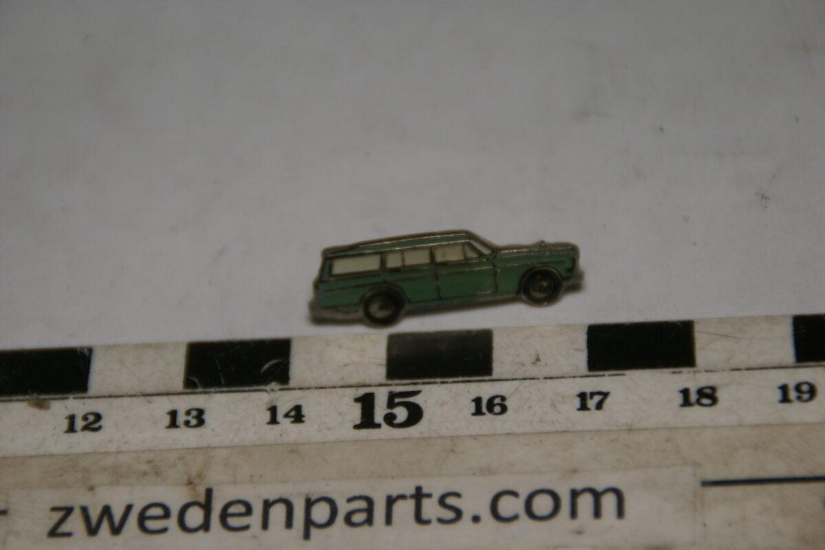 DSC05472 originele Volvo Amazon  combi groen pin-0d0689aa