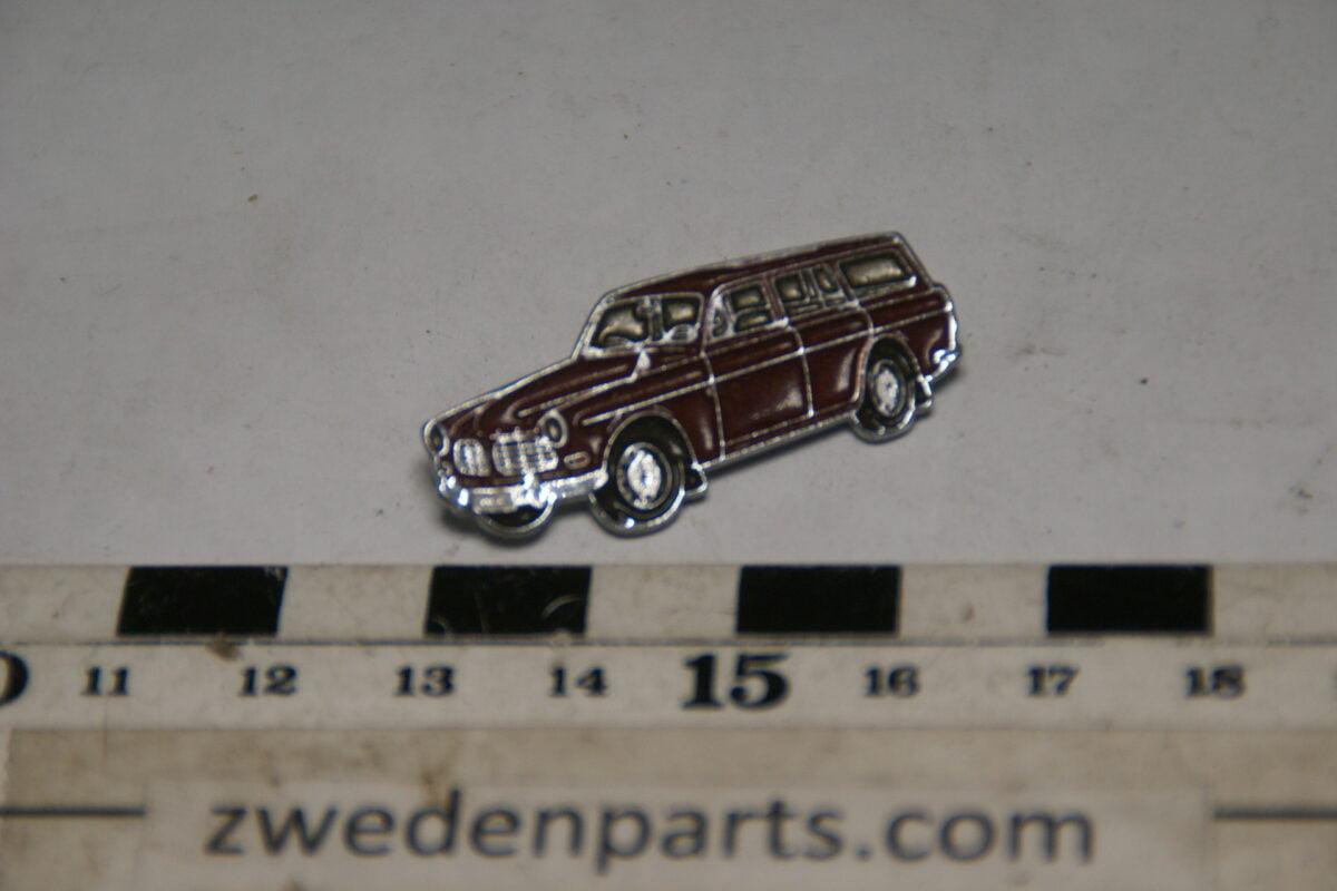 DSC05475 originele Volvo Amazon  combi rood pin-afd67805