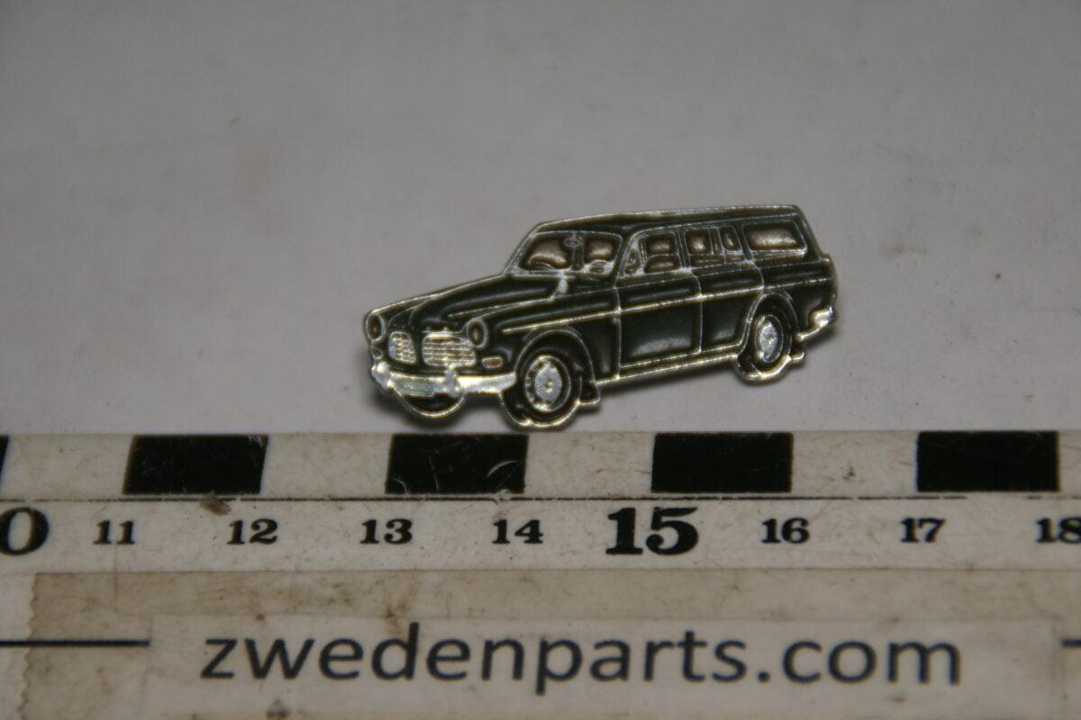 DSC05476 originele Volvo Amazon  combi groen pin-c0fbcdd5
