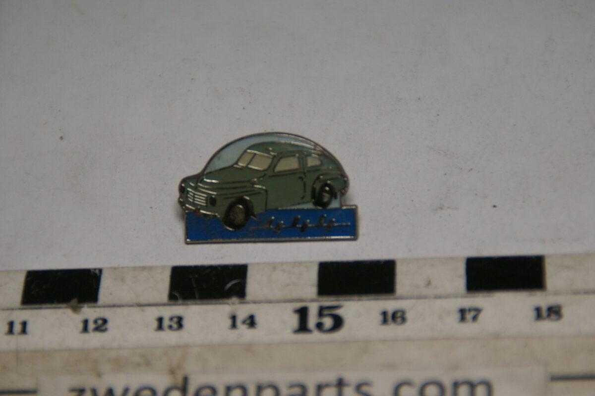 DSC05478 originele Volvo 444 groen pin-cb5ac418