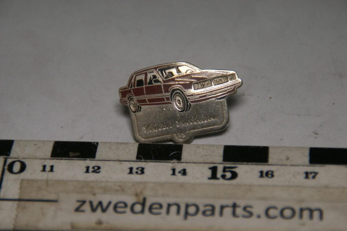 DSC05487 originele Volvo 960 964 S90 rood Classic Collection pin-ddf63de2