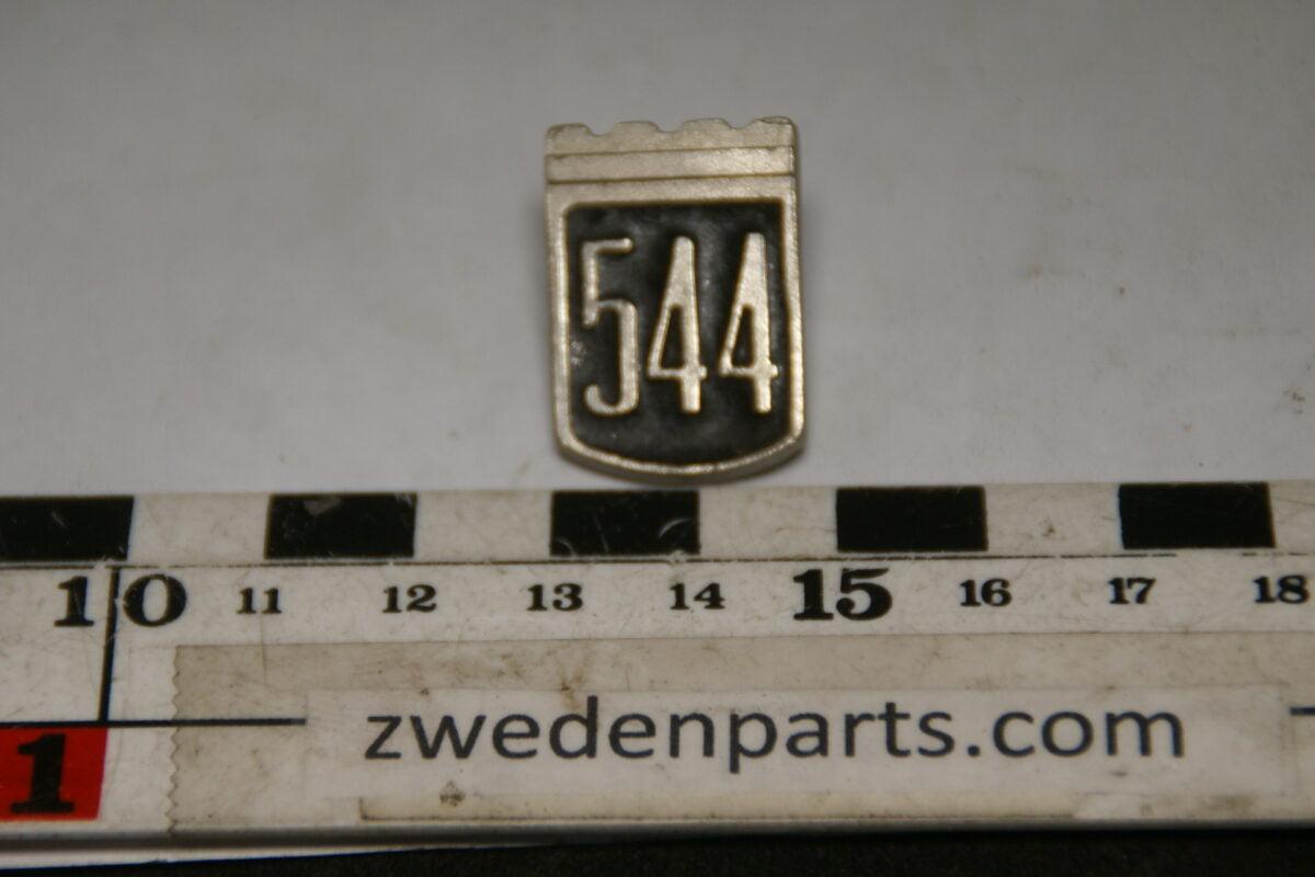 DSC05490 originele Volvo Katterug 544 embleem pin-6be20861
