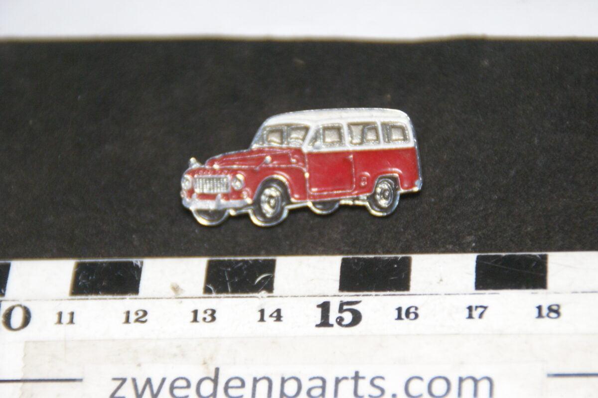 DSC05499 originele Volvo 210 Duett rood wit pin-c864b880