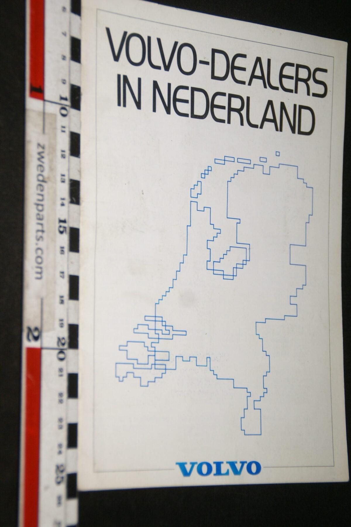 DSC06176 1991 brochure Volvo Dealers in Nederland, nr.  januari 91-39c1366f
