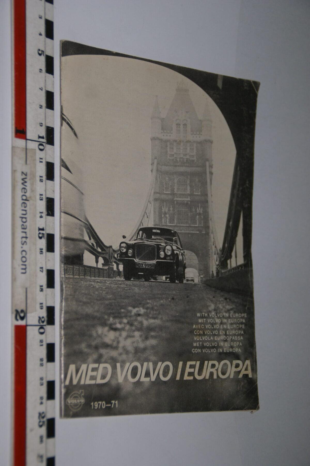DSC06201 1976 origineel boekje Med Volvo I Europa-79cb147b